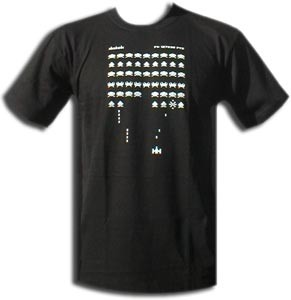 prezent  t-shirt Arcade GAME